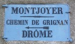 Montjoyer